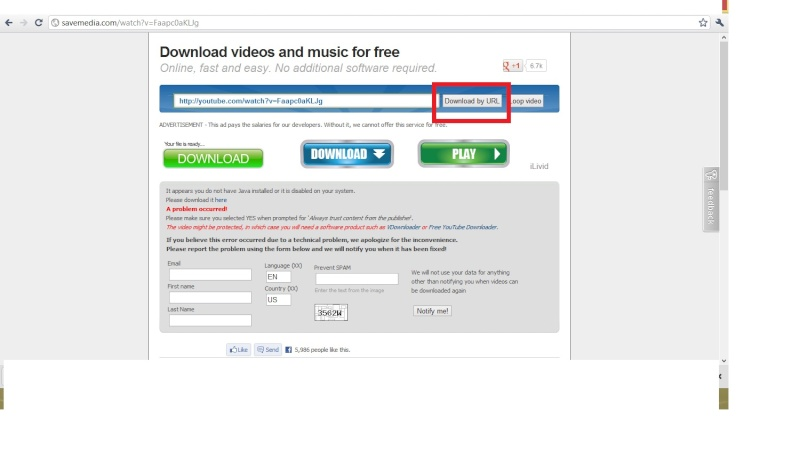Download Videos From Youtube Without YoutubeDownloader Youu10