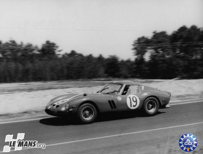 Les grandes Ferrari de l'endurance. Ferrar10