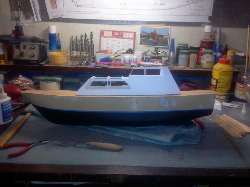 L'oceanic de new maquette au 1/32e  - Page 2 Photo024