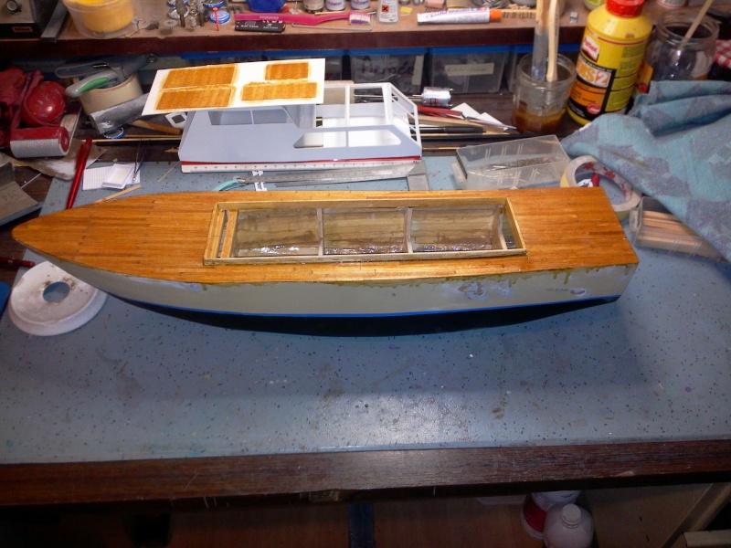 L'oceanic de new maquette au 1/32e  - Page 2 Photo026