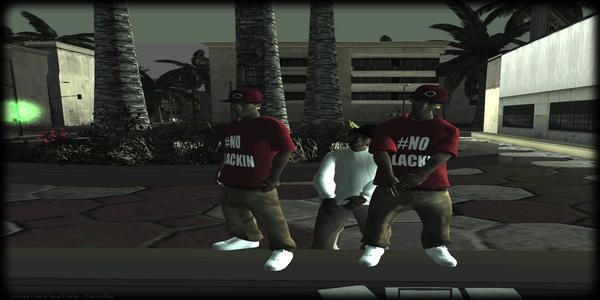216 Black Criminals - Screenshots & Vidéos II - Page 3 Sa-mp-20