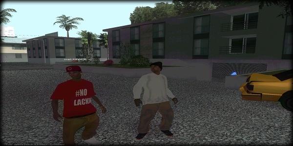 216 Black Criminals - Screenshots & Vidéos II - Page 2 Sa-mp-21