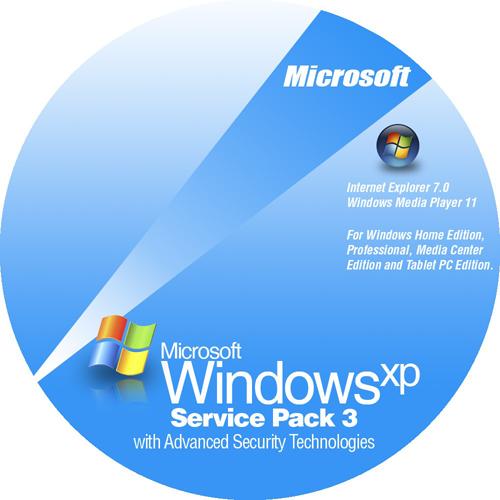النسخة الشهرية باخر تحديثات من ميكروسوفت وتعريفات الساتا Windows XP Professional SP3 (x86) Integrated January 2013 حصريا على اكثر من سيرفر 84710