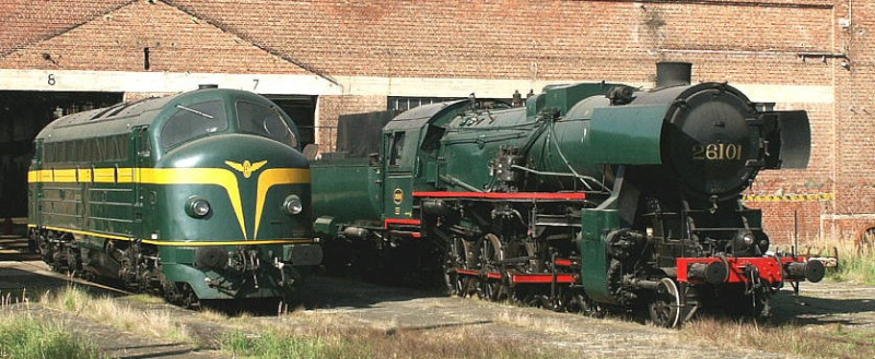 voitures voyageurs Belges 40740810