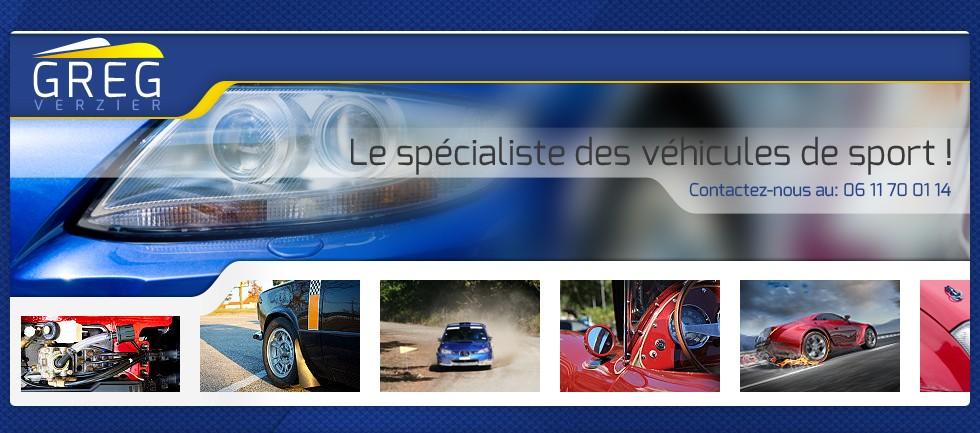Greg verzier le spécialiste des voitures de sport (pièces détachées) Entete12