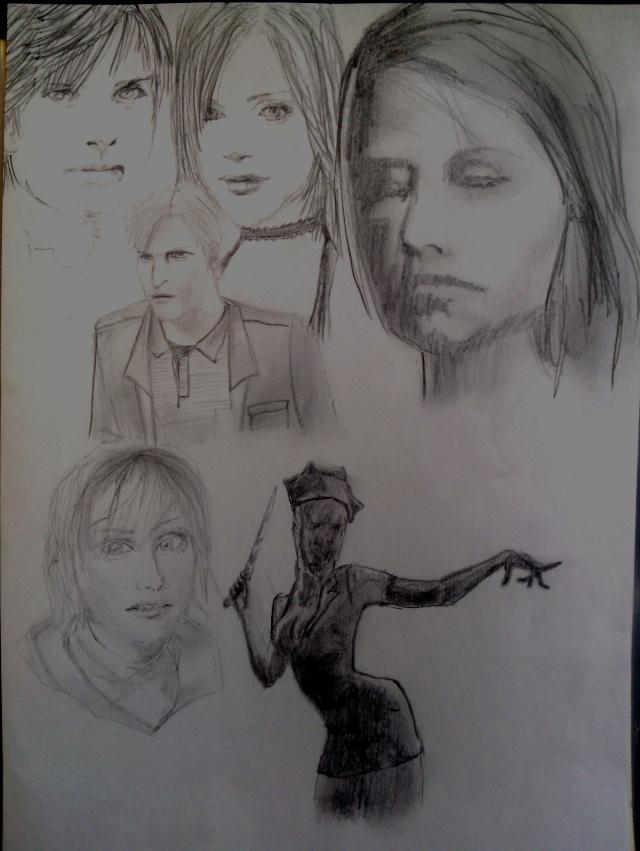 Créature Silent Hill Wp_00030