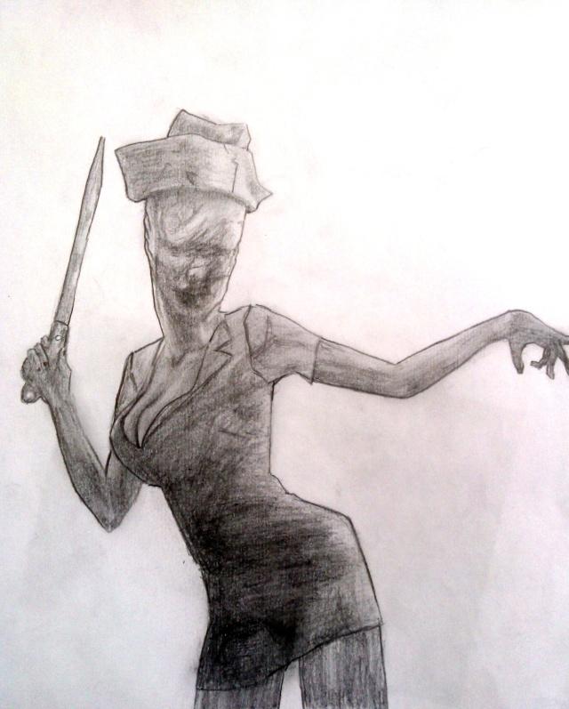 Créature Silent Hill Wp_00032