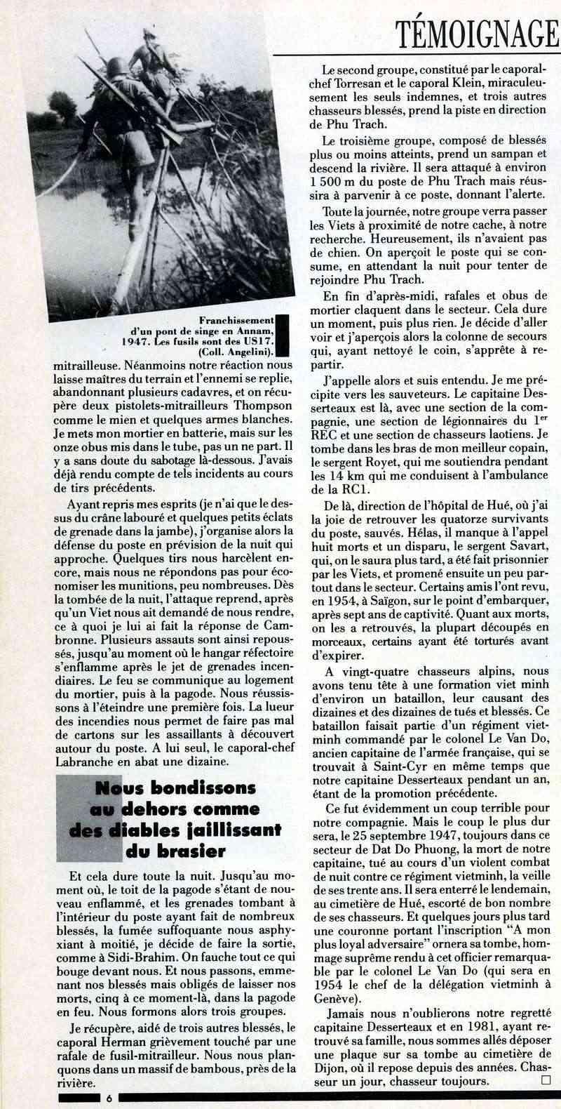 Un récit sur le CNE DESSERTEAUX en indochine Angali12