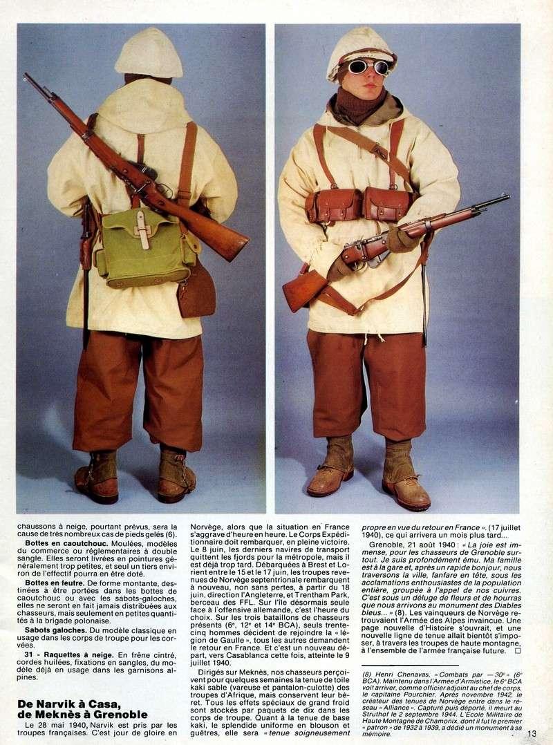 La campagne de NORVEGE Milita28