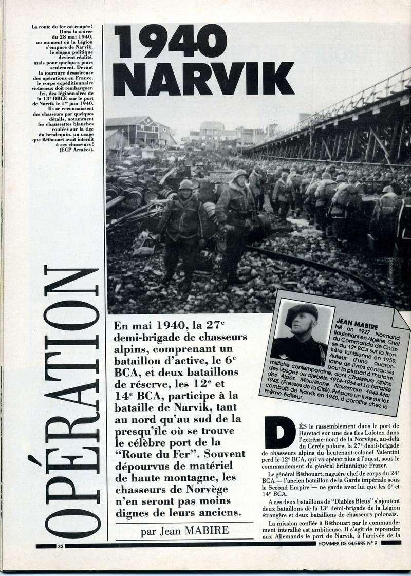 La campagne de NORVEGE - Page 2 Narvik11