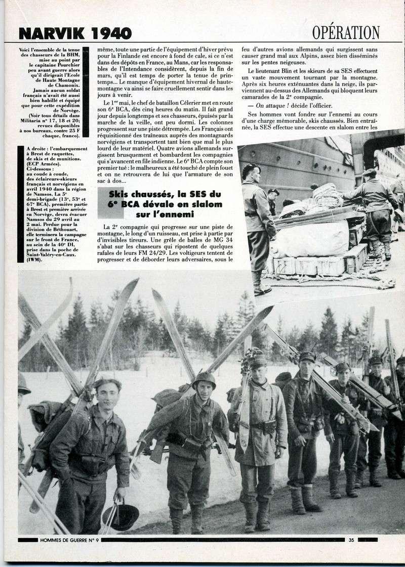 La campagne de NORVEGE - Page 2 Narvik19