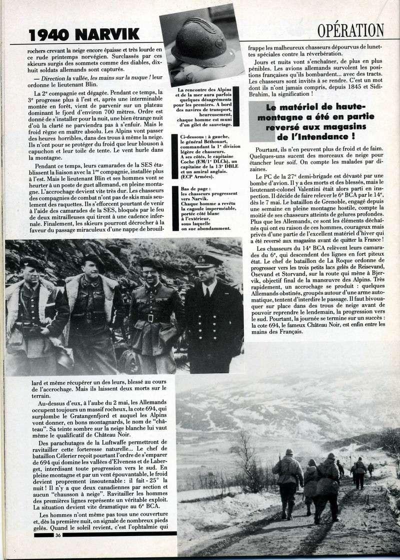 La campagne de NORVEGE - Page 2 Narvik20