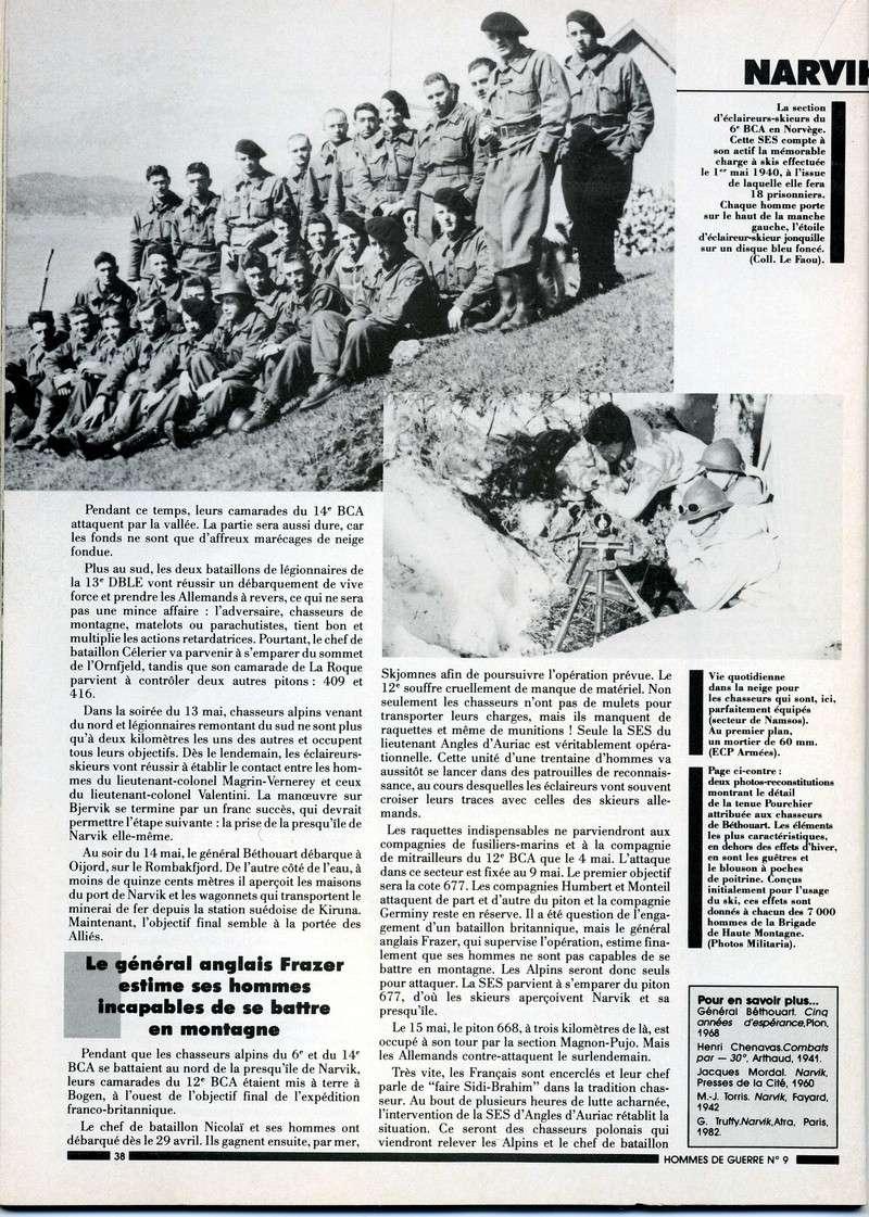 La campagne de NORVEGE - Page 2 Narvik22