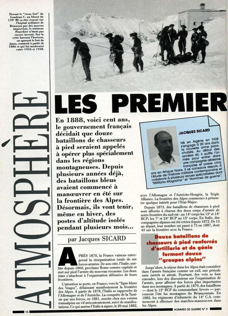 1890-1914 : LES PREMIERS POSTES D'HIVER Postes10