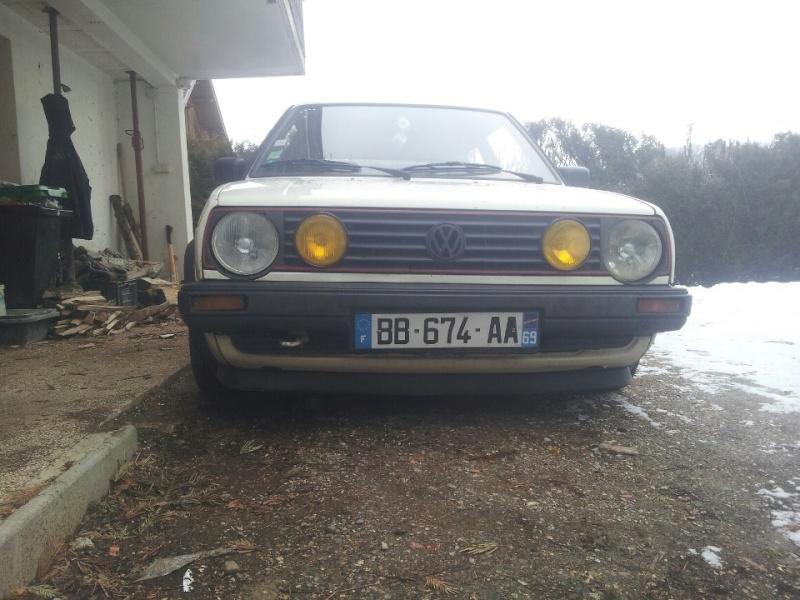golf 2 GTD 70cv 1990 complete montana 40636610
