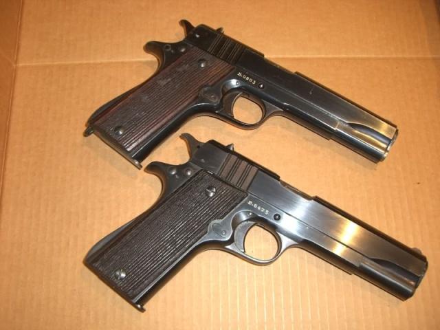 Peticion de Armas a Distancia Pistol10