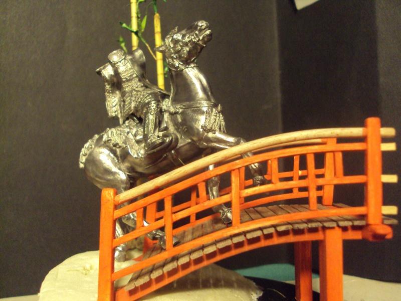 samourai a cheval 54mm 2013-020