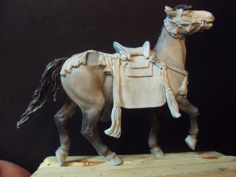 samourai a cheval 54mm 2013-037