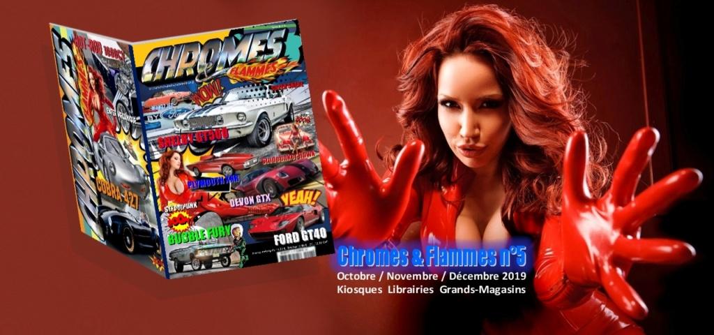 Chromes & Flammes est de retour depuis 5 numéros Facebo11