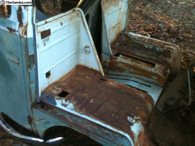 My project: VW T1 1965 47563910