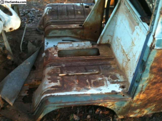 My project: VW T1 1965 47563911