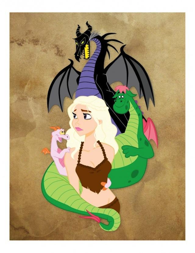 Images insolites et amusantes sur le thème de Pixar/Disney - Page 35 Dany-d10