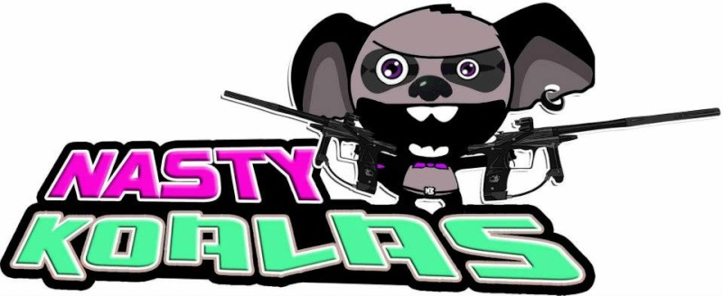 Nasty Koalas Paintball Team