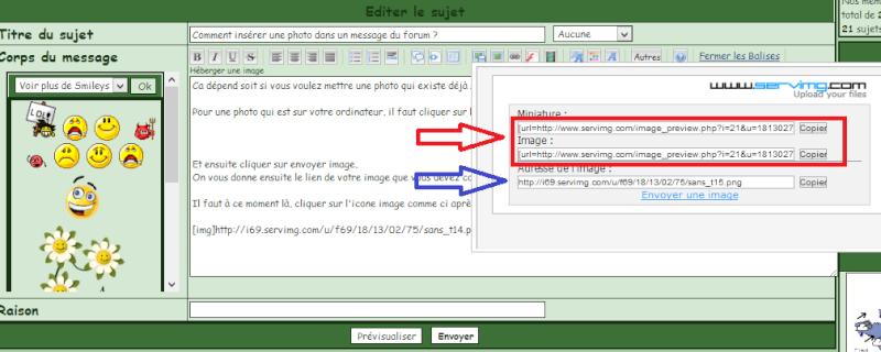 Comment insérer une photo dans un message du forum ? Sans_t16