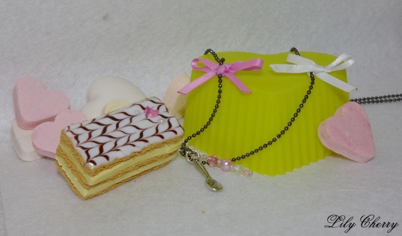 Voici quelques unes de mes créations, promis vous ne prendrez pas 1gr !!! ;) Lily-Cherry Imgp5111