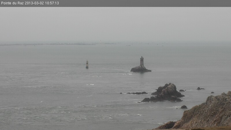 WEBCAM DE LA POINTE DU RAZ! 310