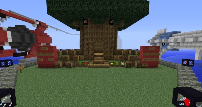 Welcome to the Radiant Phoenix Whitelisted Minecraft Server! 2013-011