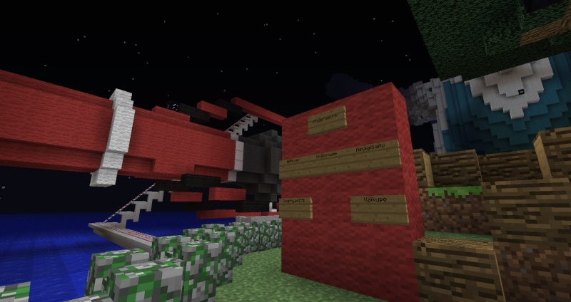 Welcome to the Radiant Phoenix Whitelisted Minecraft Server! 2013-012