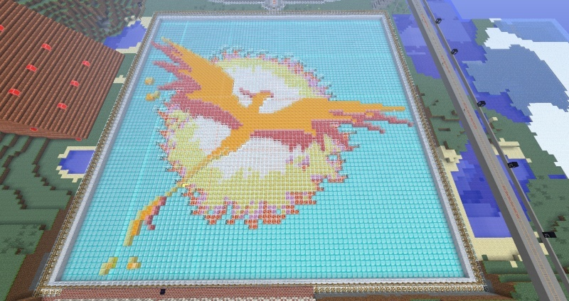 Welcome to the Radiant Phoenix Whitelisted Minecraft Server! 2013-016