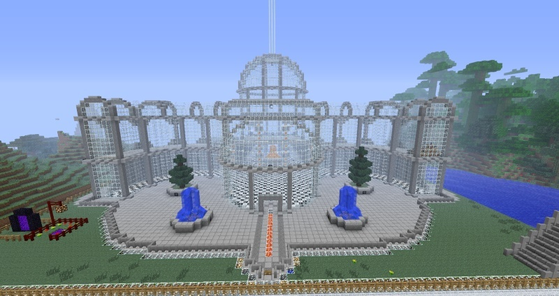 Welcome to the Radiant Phoenix Whitelisted Minecraft Server! 2013-017
