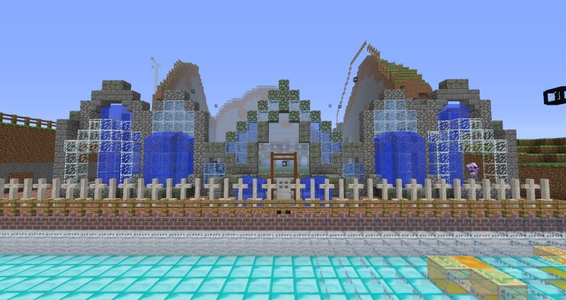 Welcome to the Radiant Phoenix Whitelisted Minecraft Server! 2013-018