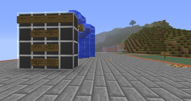 Welcome to the Radiant Phoenix Whitelisted Minecraft Server! 2013-019