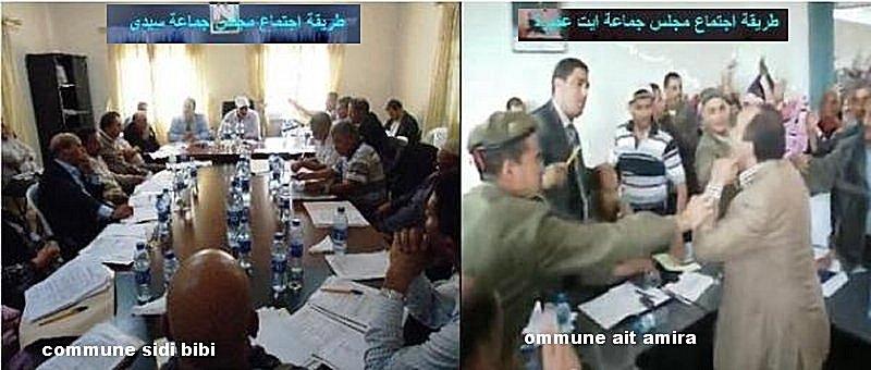 Mohamed Bazzi President commune Sidi Bibi Sidibi10