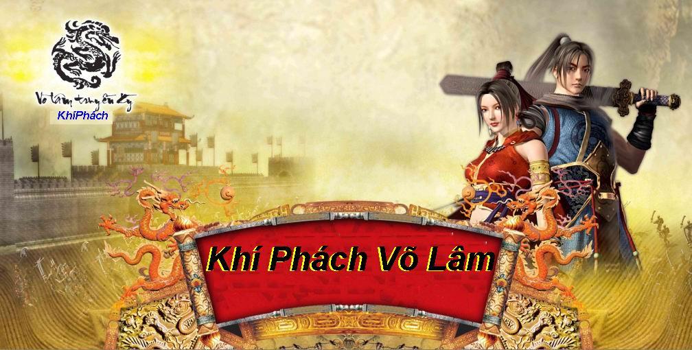 Jx Võ Lâm Truyền Kỳ  Khí Phách