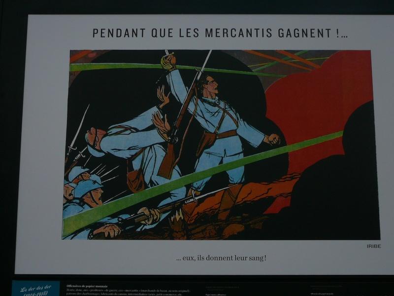 un siècle de caricatures sur les grilles du jardin du Luxembourg P1110713