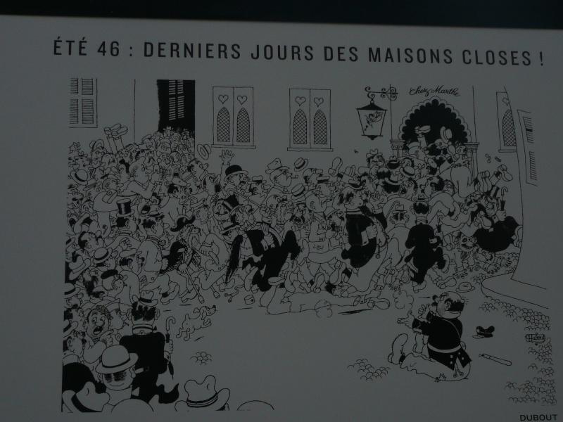 un siècle de caricatures sur les grilles du jardin du Luxembourg P1110814