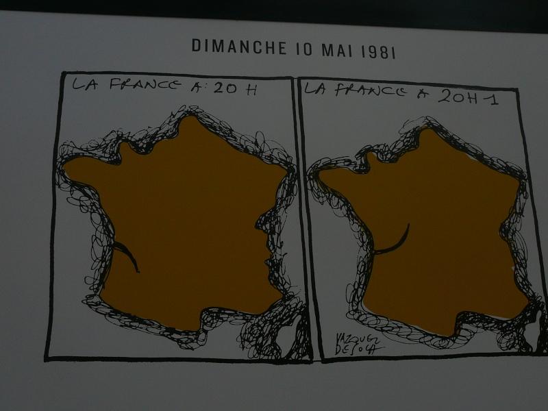un siècle de caricatures sur les grilles du jardin du Luxembourg P1110820