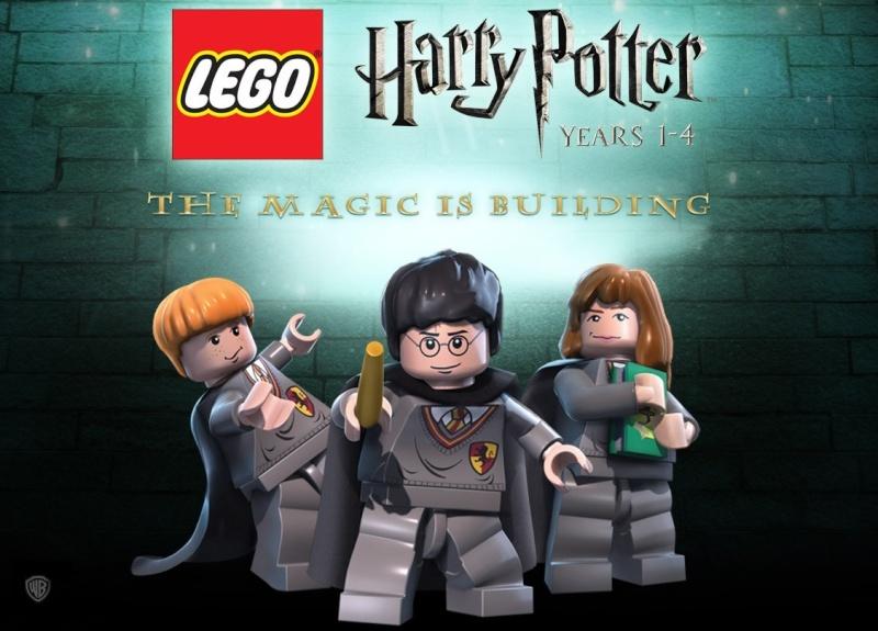 [PC] Harry Potter Lego années 1 à 4 Harryp10