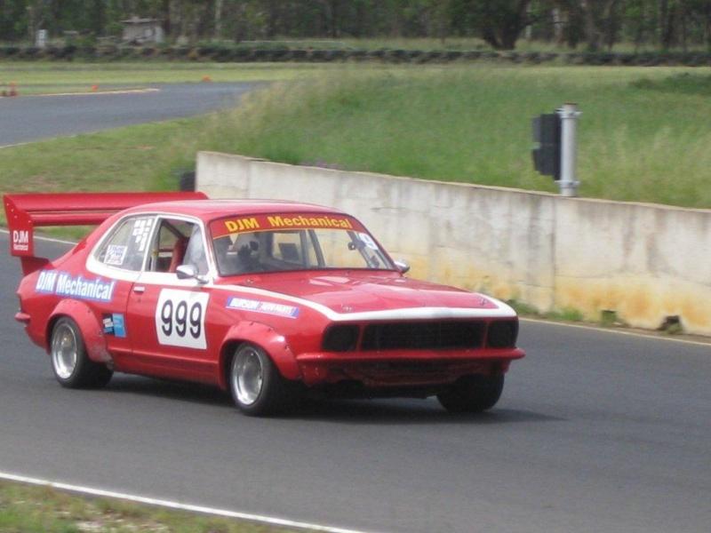 Historic Racing from Morgan Pk. Aa10