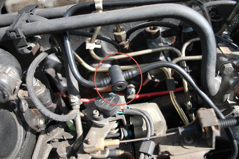 [ Ford Mondéo Clipper 1.8 TD an 1999 ] Problème de démarrage + moteur broute (résolu) Piace10