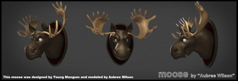 Hard and Organic Modeling FINAL!  Moosee10