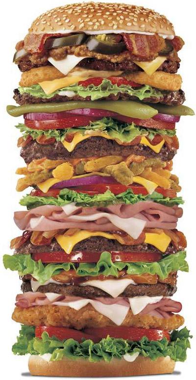 Challenge the Bitch! Burger10