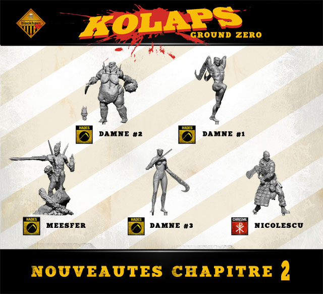 Kolaps Nouveau jeu dans univers apocalyptique News211