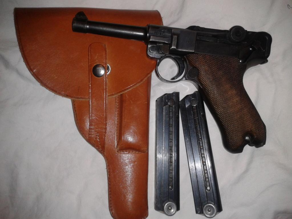 Réflexions sur la production de pistolets Luger P 08, par Mauser, en 1945-1946. - Page 6 2017-010