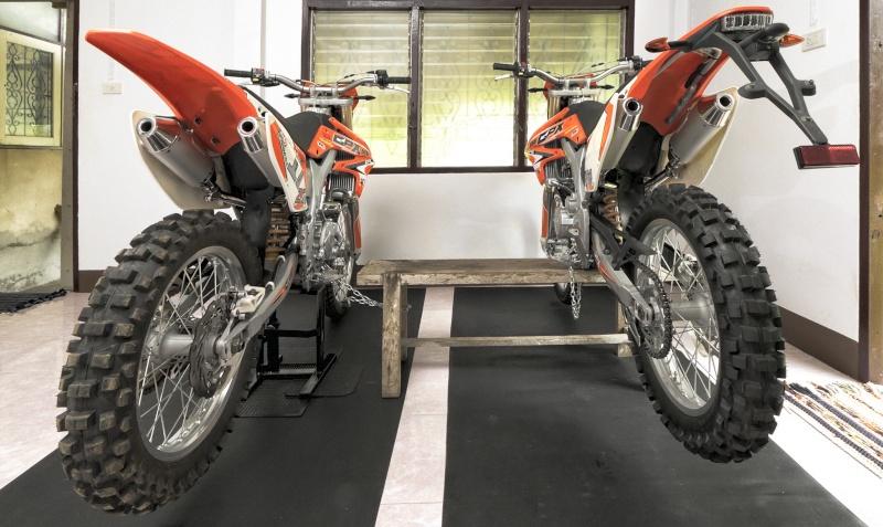 Suzuki RMX et RMZe 250 et 450 - tutto débridage des RMX 450 Page 1 ! - Page 4 _dsa3810
