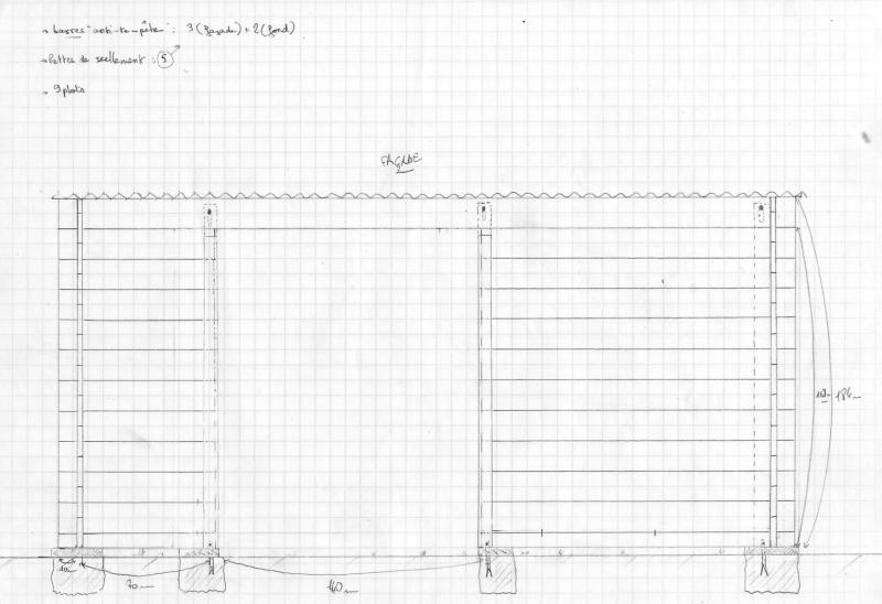 [projet] abris jardin - Page 3 Faaade10